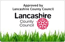 Approved by Lancashire County Council