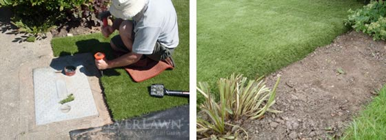 How to install Artificial Grass - Step 6